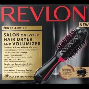 REVLON One step hair dryer and volumizer • NEW